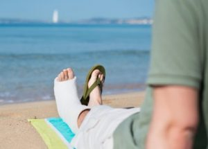Holiday Accident Abroad
