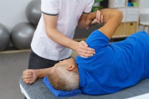 Shoulder Injury Claims