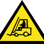 Forklift Truck Warning