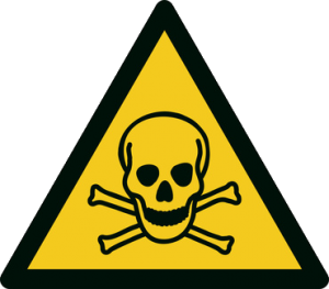 Danger Of Poisoning