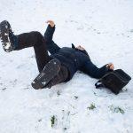 Slipped On Ice