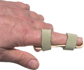 Broken Finger Splint