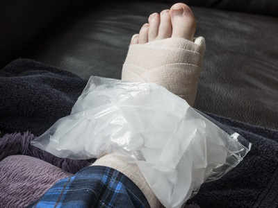 Sprained Ankle Treatment