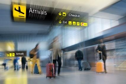 Airport Accident Claim