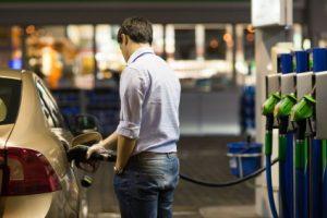 Petrol Station Accident Claim