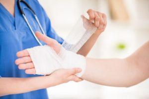 NHS Staff Injury Claim