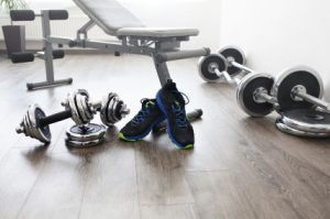 Faulty Fitness Equipment