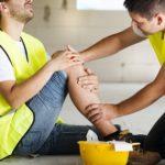 Knee Injury At Work